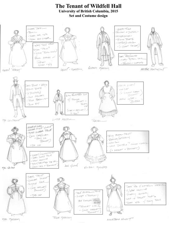 Tenant sketch composite