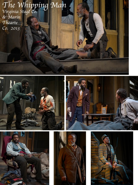 Whipping Man photo composite