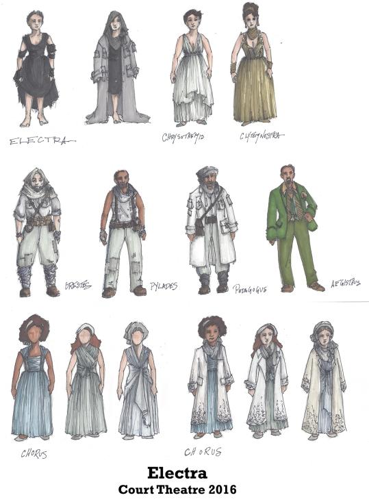 Electra sketch composite